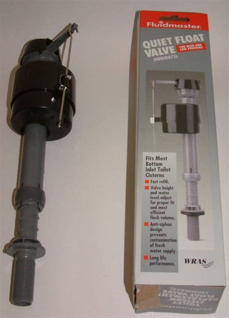 Fluidmaster 400EP Bottom Entry Inlet Valve 3 8 Small