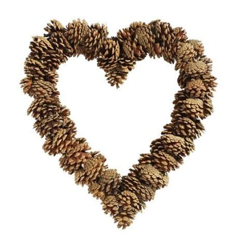 pine cone wreath directions pinecone heart wreath pinecones crafts http pineconesandpodz com pinecone crafts