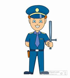 Police officer clipart free clipart images 2 - Clipartix