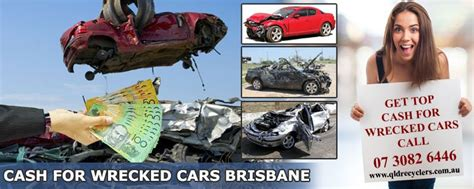 Top Cash For Wrecked Cars Brisbane