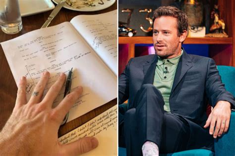 Armie Hammer accuser claims she has PROOF 'cannibal' DMS ...