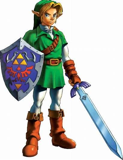 Zelda Cartoon Nintendo Games Does Why Link