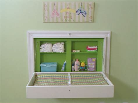 changing table organization ideas 13 clever space saving solutions and storage ideas