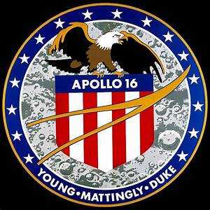 Patch: Apollo 16