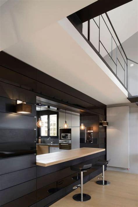 cuisine ouverte sur salle a manger cuisines semi ouvertes sur le salon ou la salle à manger