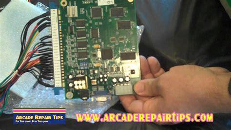 arcade repair tips wiring  arcade cabinet   jamma standard youtube