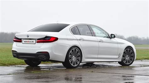bmw 6er 2020 2020 bmw 5 series g30 rendered with accurately restyled