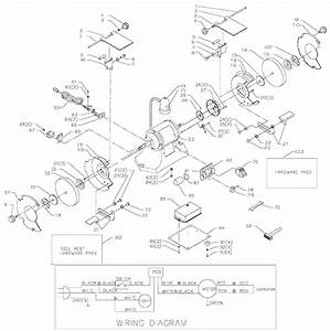 Craftsman Bench Grinder Wiring Diagram