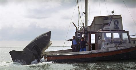 Jaws Boat Pic by In An Age Of Jurassic World Spielberg S Jaws Is Still