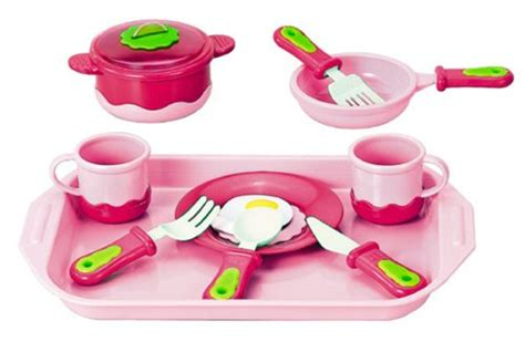 pink pots and pans set for sale liberty imports cook and serve breakfast playset for kids with pink tray kitchen cookware pots