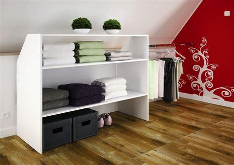 rangement sous les combles meuble de rangement sous comble licorne meuble de rangement chambre adulte chambre