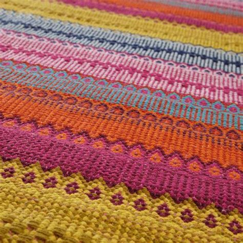 tapis multicolore kigali 140x200 maisons du monde wish