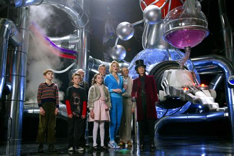 Charlie and the Chocolate Factory - Charlie and the ...