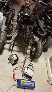 Kit Voiture Electrique A Monter : bonjour ca y est j 39 ai pu motoriser le quad ~ Medecine-chirurgie-esthetiques.com Avis de Voitures