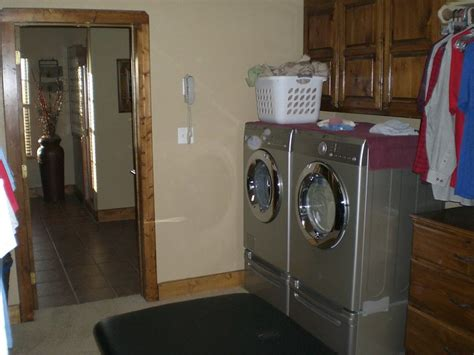 Master Closet With Washer And Dryer by Washer And Dryer In Master Closet Flickr Photo