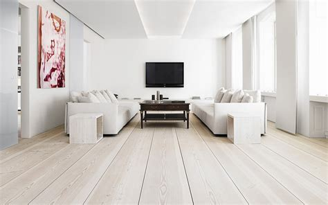 Exposing The Beauty In Light Wood Floors