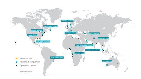 Locations | Oceaneering