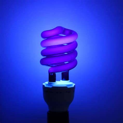 what is ultraviolet light e27 spiral energy saving black light l cfl bulb
