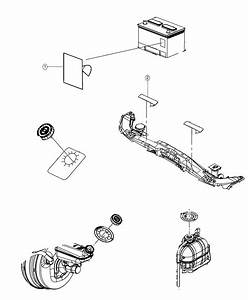 Chrysler Pacifica Engine Compartment Diagram