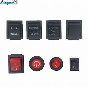 Children U0026 39 S Electric Car Various Button Switch Power Switch