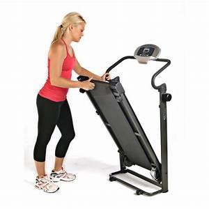 Avari Fitness Manual Magnetic Treadmill
