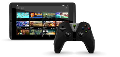 new shield tablet k1 for gamers