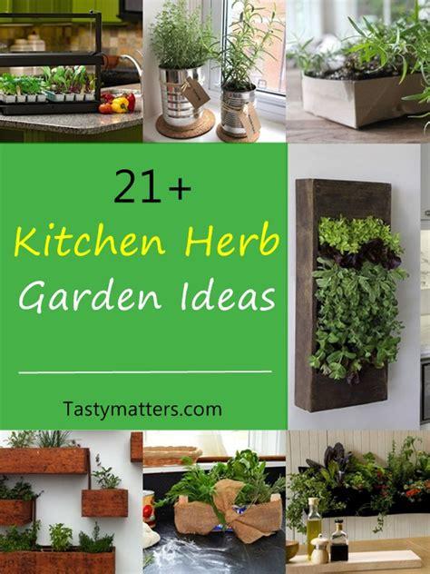 kitchen herb garden ideas fit   space