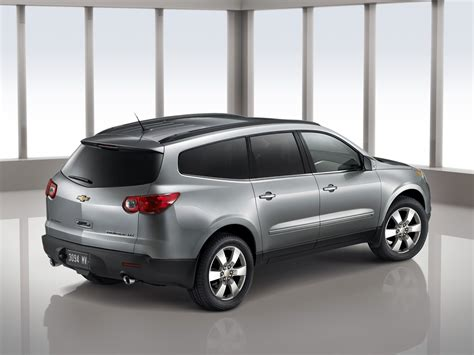 2009 Chevrolet Traverse Specs And Features Us News .html