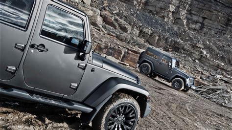 matte grey jeep grand matte grey jeep wrangler by kahn design