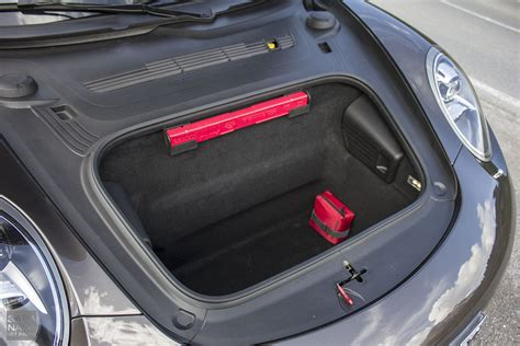 porsche trunk interior 2014 porsche 911 targa 4s 991 photo gallery