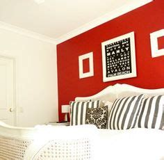 red accent bedroom ideas  pinterest red