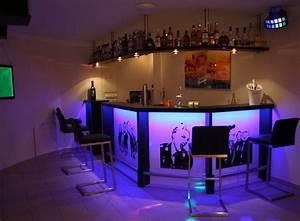 Bar Für Zu Hause : kellerbar ideen ~ Bigdaddyawards.com Haus und Dekorationen