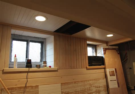 Our Basement Part 31 Ceiling Led Recessed Lights More