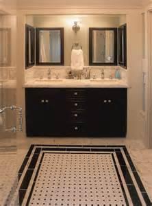 white bathroom floor tile ideas 27 small black and white bathroom floor tiles ideas and pictures