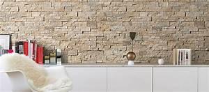trois styles en pierre naturelle pour une deco authentique With photo mur en pierre interieur