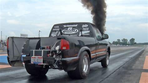 Diesel S10 Posts 10 Second Quarter Mile   DragTimes.com