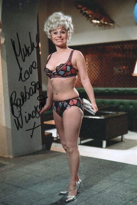Dame Barbara Windsor | Regis Autographs