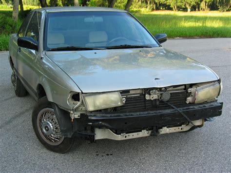 Decrepit Car