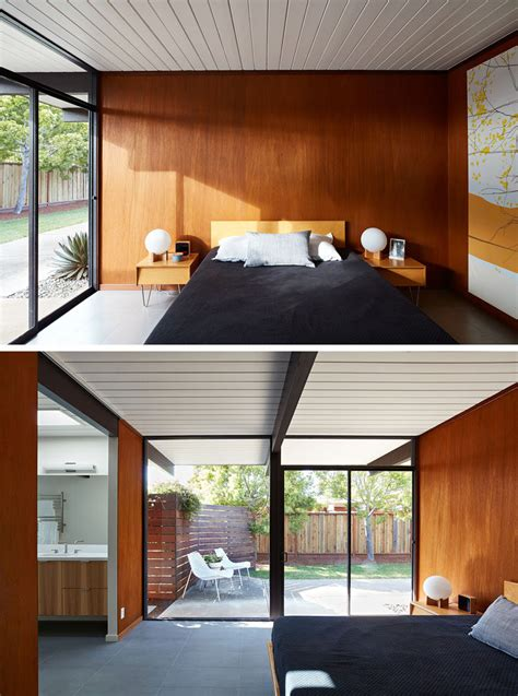 klopf architecture gave  eichler house  extension