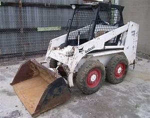 Bobcat 730 731 732 Skid Steer Loader Service Repair