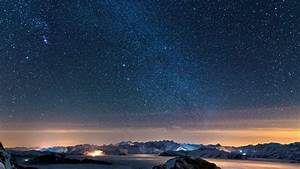 Beautiful Night Sky Wallpapers • dodskypict