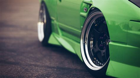 Tuning Wallpaper by Stance Tuning Green Cars Wallpapers Hd Desktop And