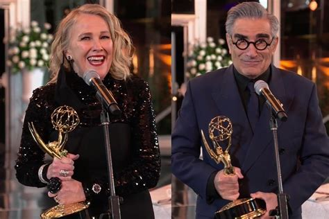 Schitt's Creek Absolutely Dominated the 2020 Emmy Awards ...