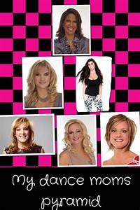My dance moms pyramid | TV And Movies | Pinterest | Dance ...