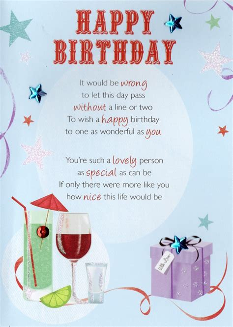 lovely happy birthday greeting card cards love kates