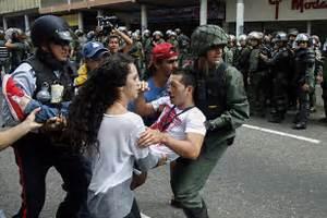 Venezuela election outcome violence - Business Insider Violence