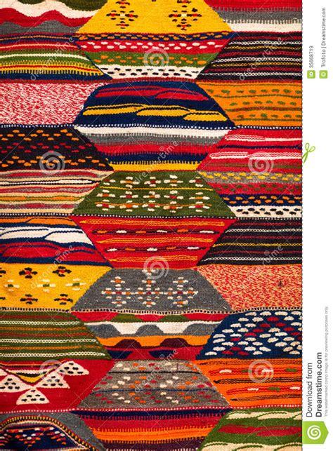 tapis marocain images libres de droits image 35668719