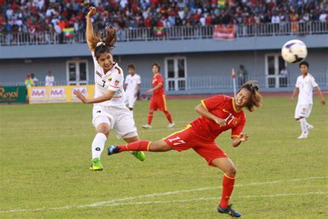 myanmar women     football gold