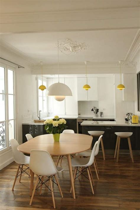 appartement haussmannien de  par camille hermand architectures deco design blog