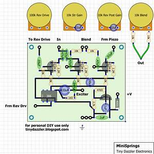 Blues Driver Guitar Pedal Wiring Diagrams